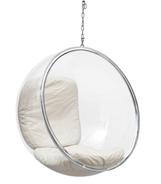 Кресло Bubble Chair designed by Eero Aarnio